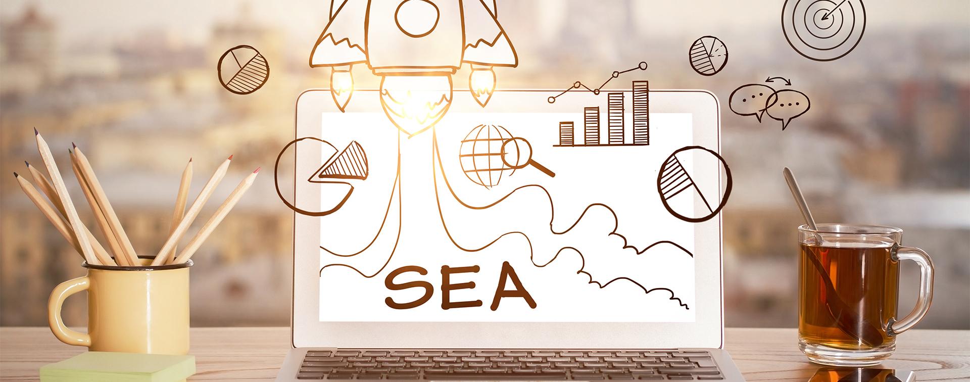 SEA, le référencement payant || Les quatre raisons d'opter pour le référencement payant