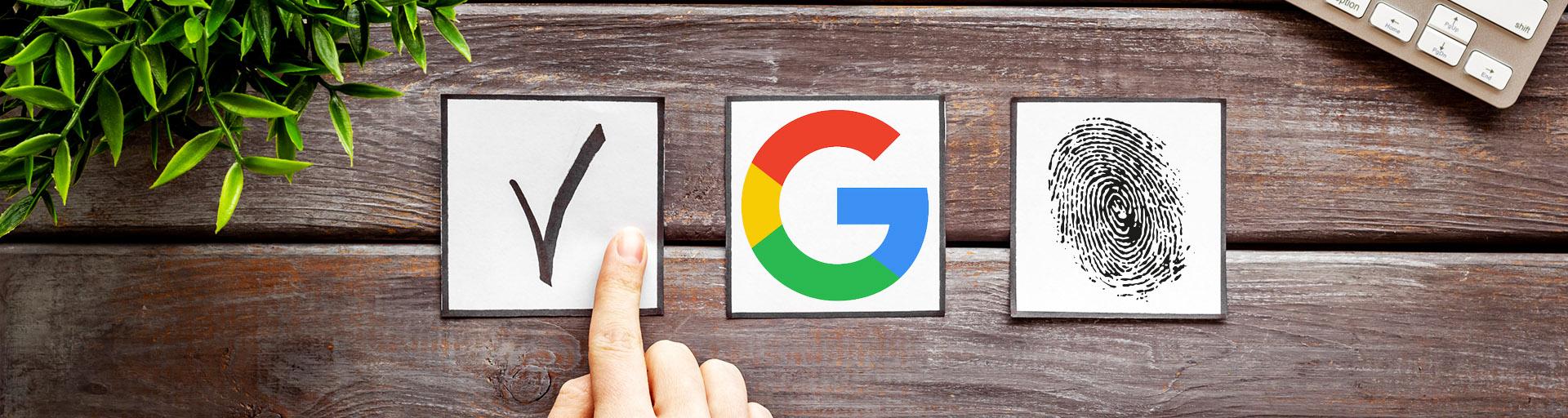 Google vérifie||l'identité des annonceurs