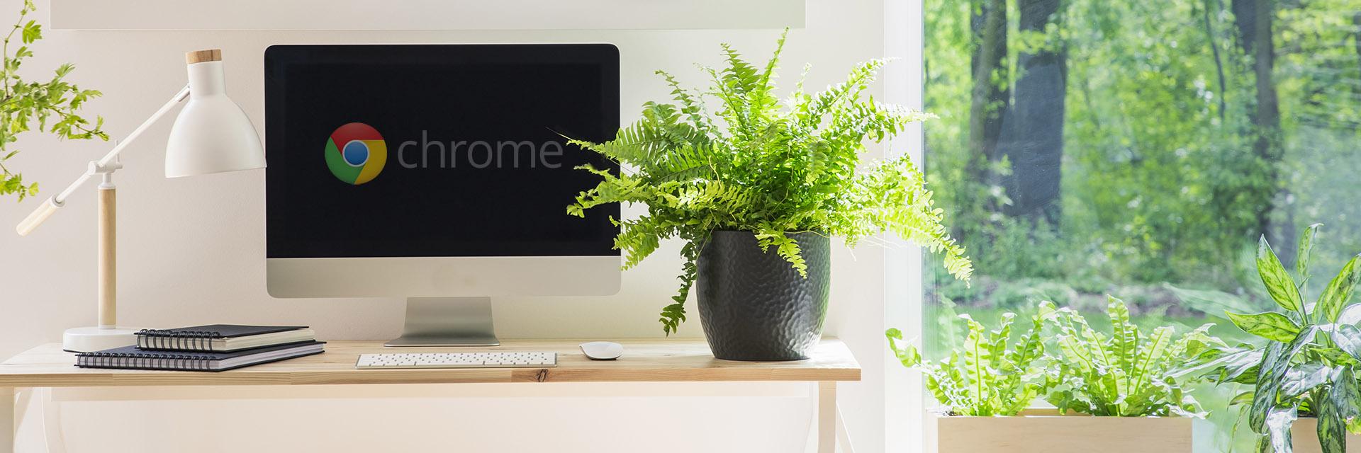 De volgende versie van Chrome kan delen||van de URL verbergen