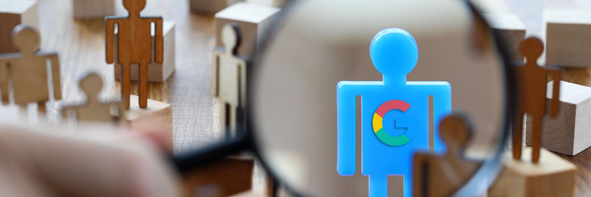 Jobs, immo, krediet:||Google treedt op