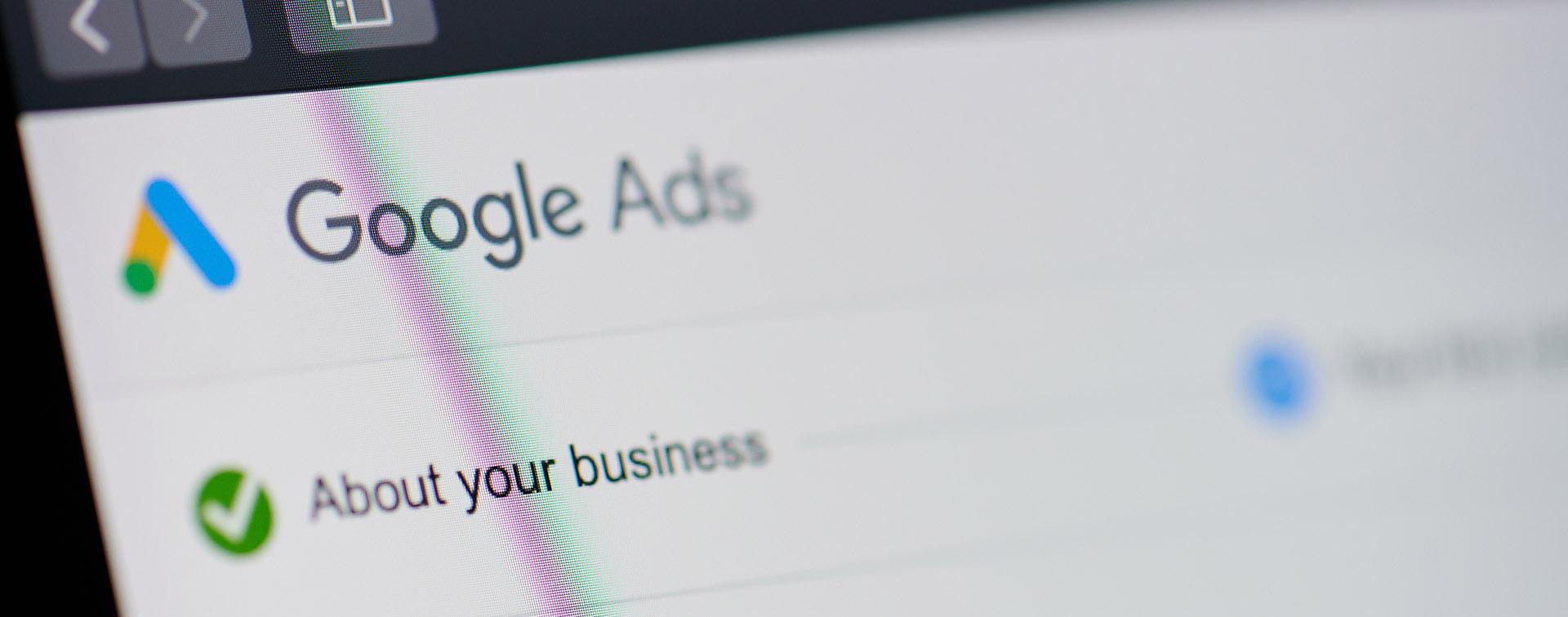 Google Ads werkt zijn rapport editor||bij voor data-analyse
