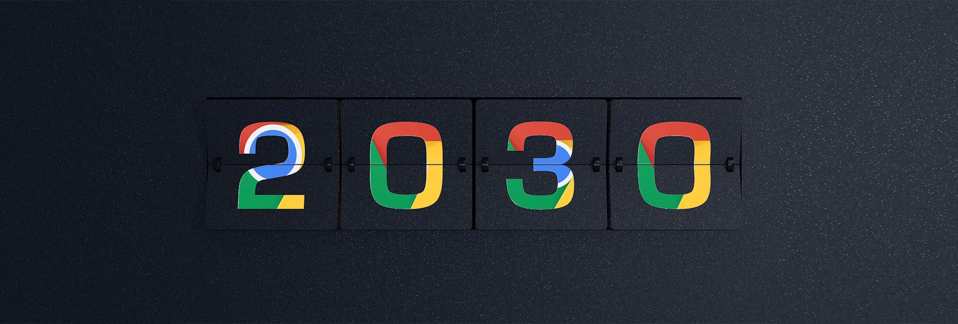 A quoi ressemblera ||Google en 2030 ?