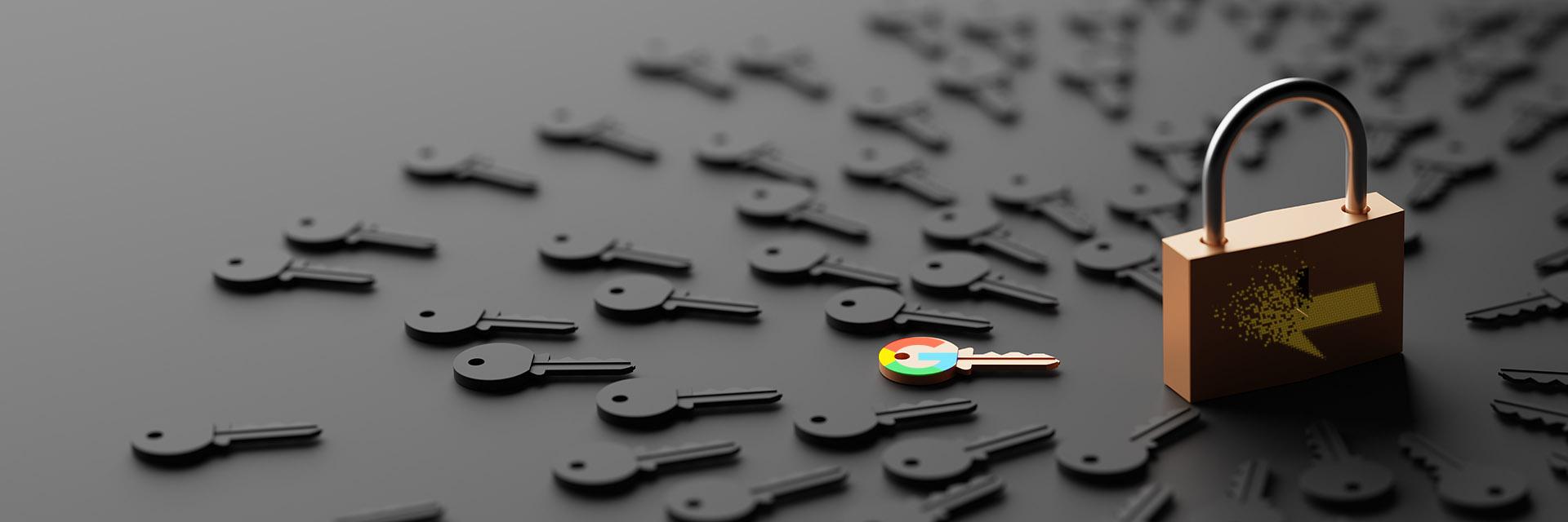 Protéger votre historique avec votre mot de passe||Google